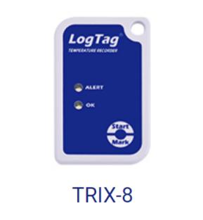 THIẾT BỊ GHI NHIỆT ĐỘ LOGTAG TRIX-8