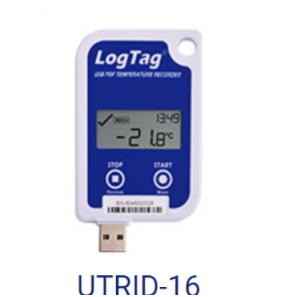 THIẾT BỊ GHI NHIỆT ĐỘ LOGTAG USB UTRID-16